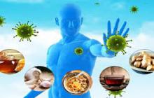 تقویت سیستم ایمنی بدن با داشتن رژیم غذایی سالم