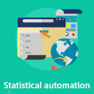 Statistical automation