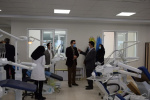 Providing cheap dental services with the launch of the new building of Arak Dental School