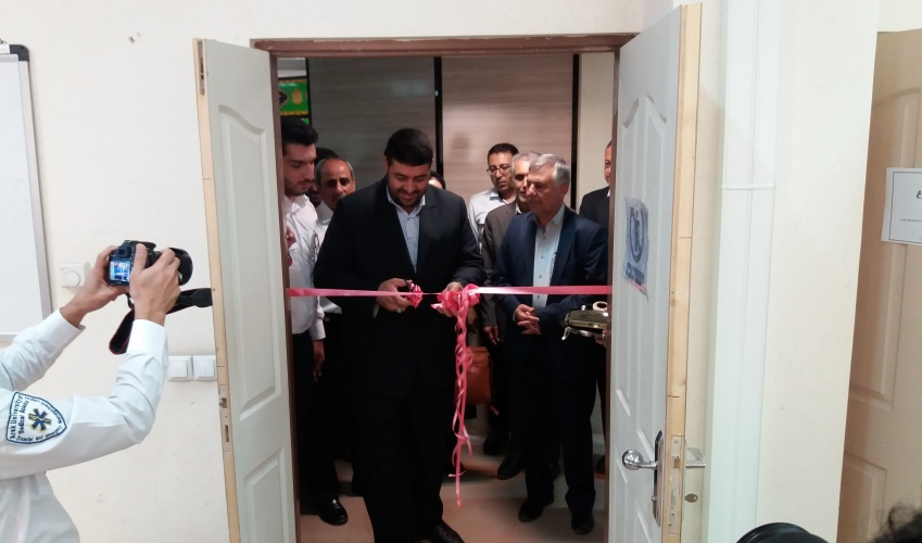 Medical Care Monitoring Center (MCMC) in Markazi province was put into operation